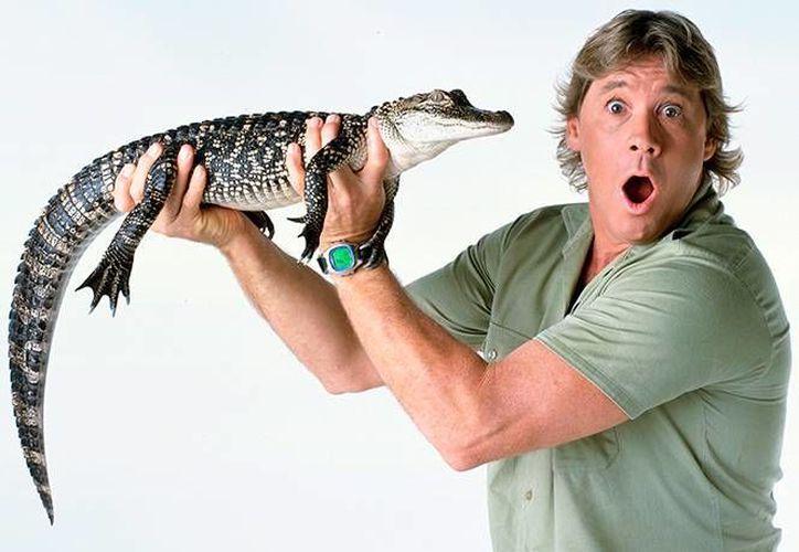 Lyons filmaba un documental con Irwin en la costa del norte de Queensland, cuando ocurrió la tragedia. (crocodilehunter.com.au)