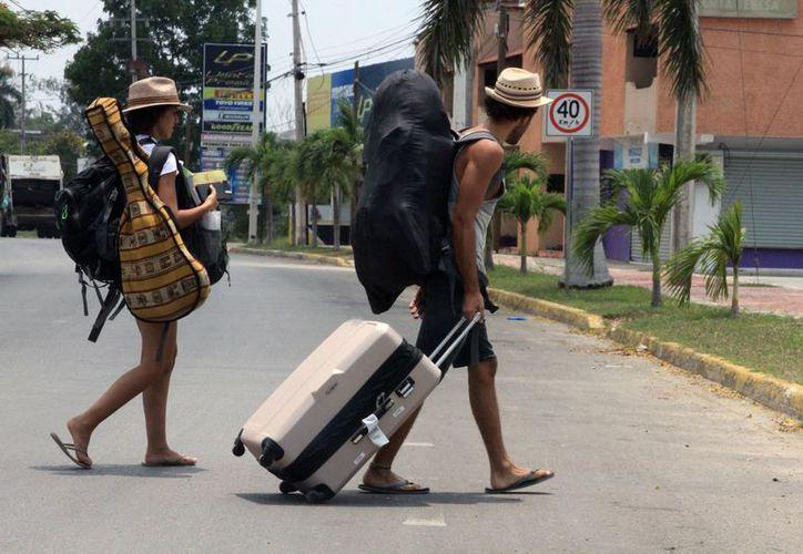 Belice se ha convertido en el principal receptor de refugiados centroamericanos. (Joel Zamora/SIPSE)