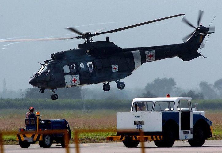 Los dos ciudadanos alemanes se encuentran en este momento en manos de la comisión facilitadora y del Comité Internacional de la Cruz Roja Internacional. (Archivo/EFE)