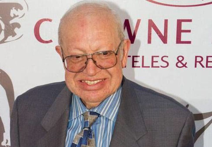 El actor Eduardo Manzano ha participado en varios programas y obras durante 56 años de carrera artística, pero nunca había realizado alguna telenovela.(Notimex)