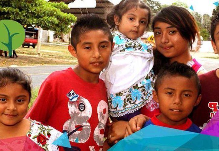 """El Foro Nacional """"Niñas, Niños y Adolescentes desde la perspectiva de los Derechos Humanos"""" se realizó en la Sala Mayamax del Gran Museo del Mundo Maya. (@CNDH)"""