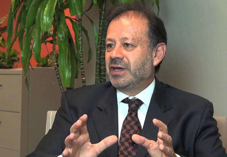 Augusto de la Torre,  jefe para América Latina y el Caribe del Banco Mundial, dice que México cuenta con un Banco Central de gran notoriedad. (bancomundial.org)