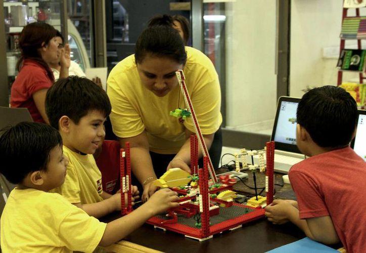 Los menores que participarán oscilan entre cinco y seis años de edad. (Francisco Gálvez/SIPSE)