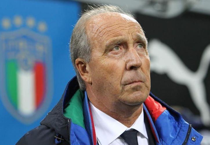 """Diecisiete meses después deja el cargo luego de no clasificar a la """"Nazionale"""". (Contexto)"""