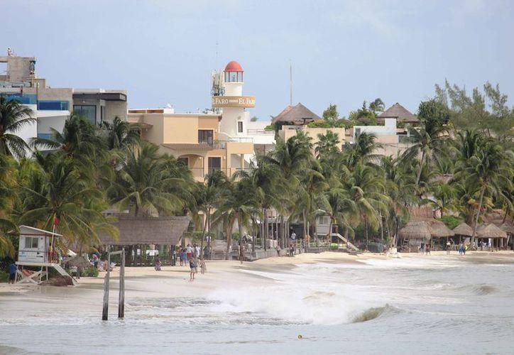 El hotel se iba a construir en plena zona turística del municipio. (Octavio Martínez/SIPSE)