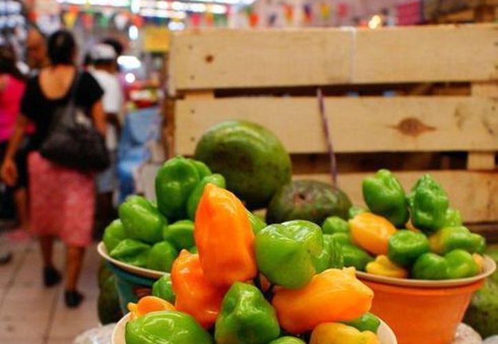 Cuando hay abundancia en la producción del chile habanero, las pérdidas son para los productores, porque se 'aleja' la oportunidad de hacer negocio. (Milenio Novedades)