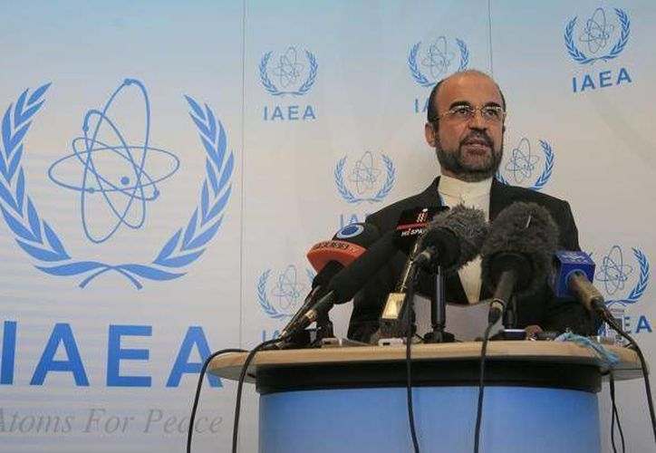 Reza Nayafi, comisionado nuclear de Irán, no ofreció más detalles sobre el acuerdo. (livemint.com)