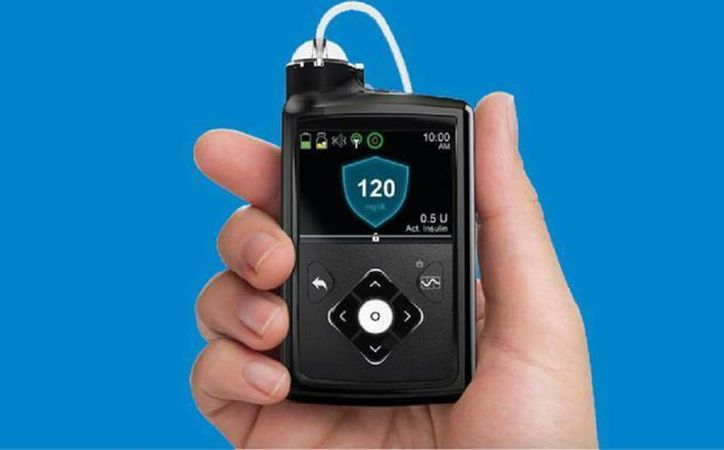 El MiniMed 670G ha sido aprobado para pacientes mayores de 14 años. (Medtronic)