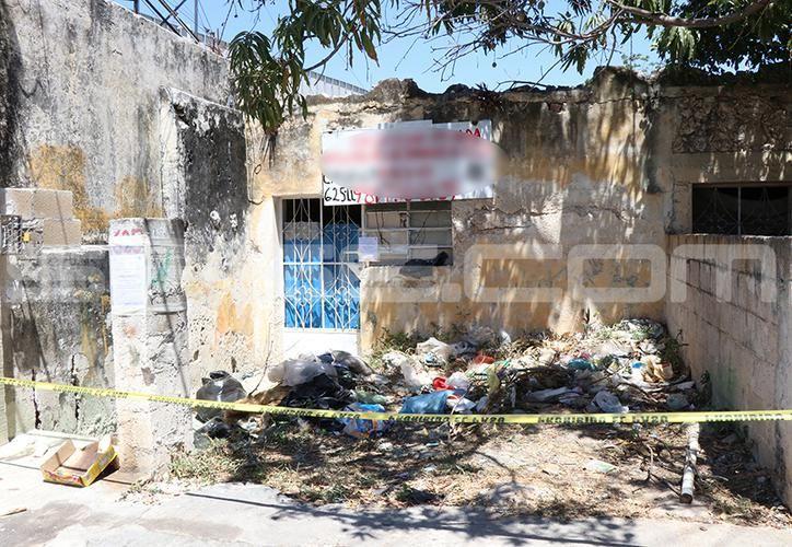 Las autoridades aseguraron el área de acuerdo con los protocolos de ley y comenzaron con las investigaciones. (SIPSE)