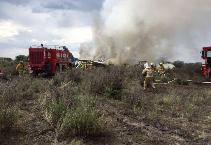 Interjet informó que apoyará a los pasajeros, tripulantes y familiares, afectados por el accidente aéreo,  (Especial)