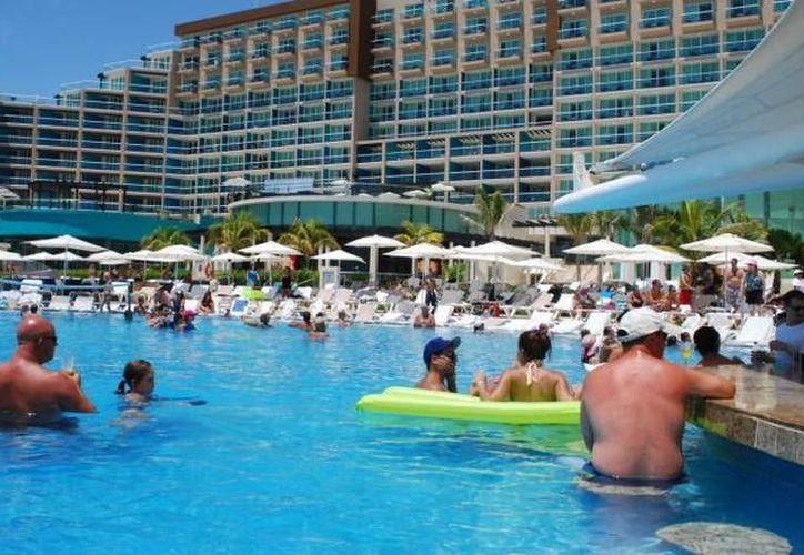 Los hoteles registran alta ocupación en esta temporada. (Redacción)