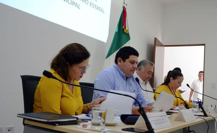 También aprobaron la reforma a la Ley de Ingresos de Chicxulub Pueblo para 2020. (Novedades Yucatán)