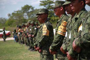 Sedena, lista para aplicar el Plan DN-III en Yucatán