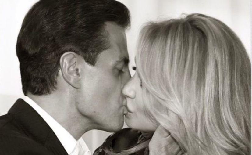 Angélica Rivera confirmó en Instagram su divorcio del expresidente Enrique Peña Nieto. (Instagram)