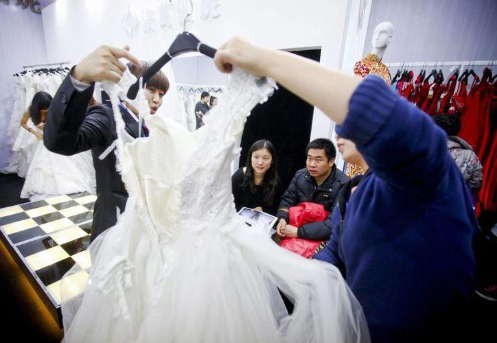 Gigi Chao, de 33 años, ha dicho que el dinero no hará que ningún hombre le parezca atractivo. (Imagen de contexto/EFE)