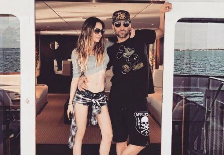 Una de las parejas que han dado mucho de qué hablar en los últimos meses es la conformada por Belinda y Criss Angel. (Instagram/BelindaPop).