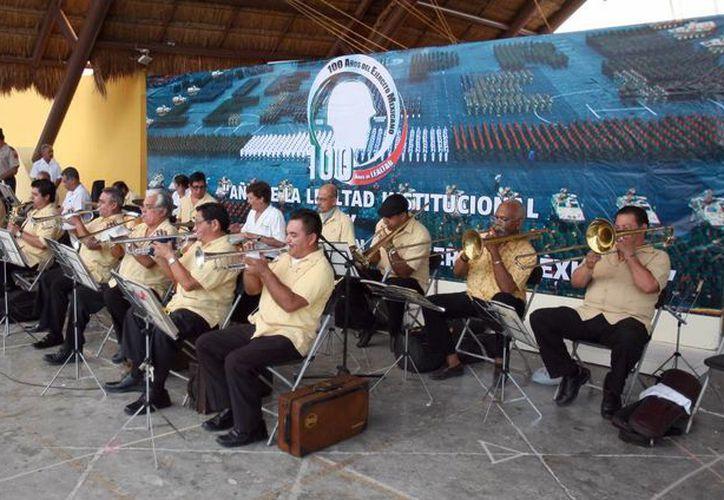 El evento contará con la participación de más de 150 músicos. (Redacción/SIPSE)