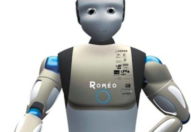 Aldebaran Robotics comenzó el desarrollo de Romeo en el año 2009. (team.inria.fr)