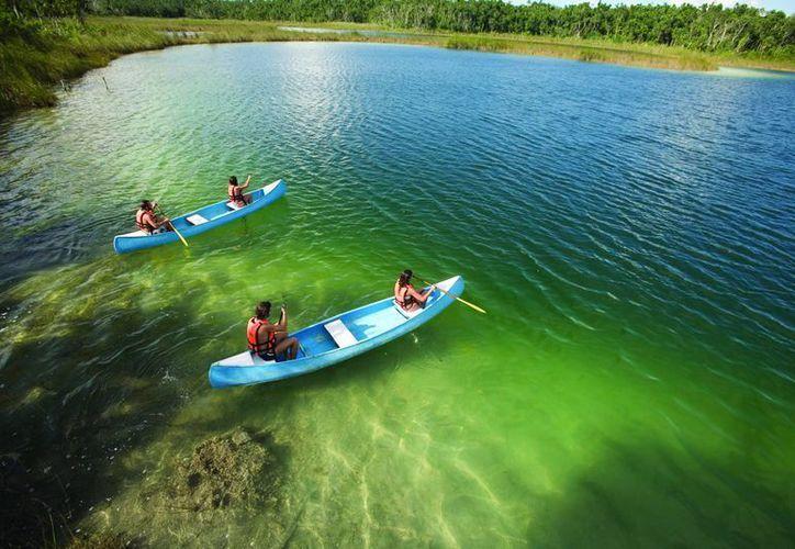 El ecoturismo y el turismo marino ha abierto la gama de sectores. (Adrián Barreto/SIPSE)