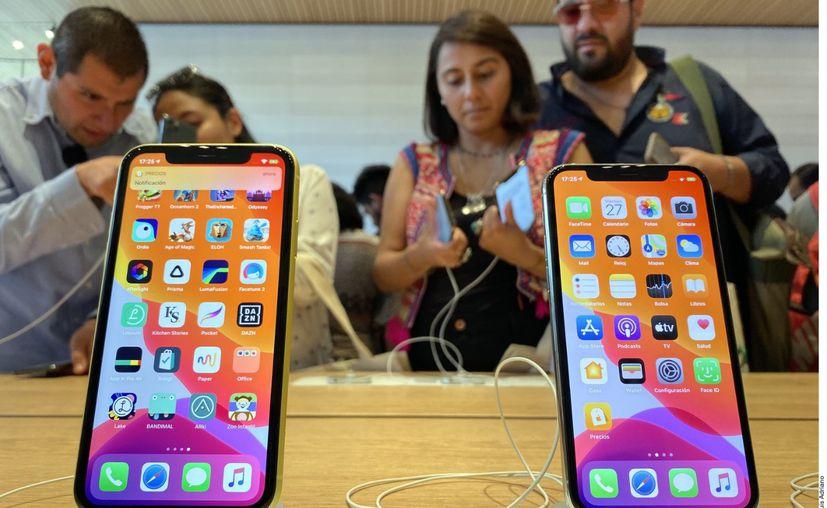 Apple es multado por millones de euros. (Foto: Agencia Reforma)
