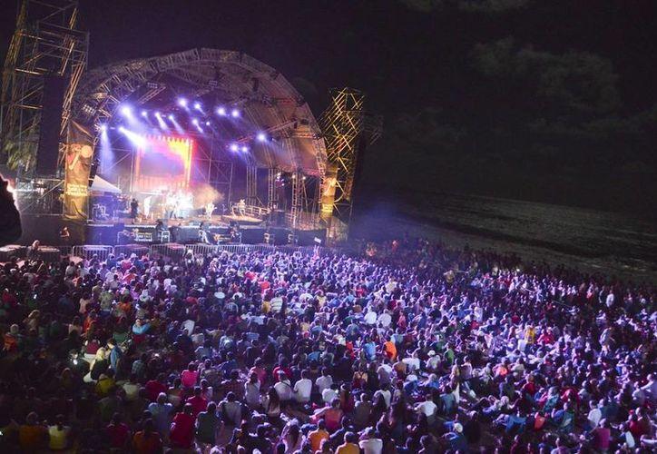La edición 14 del Festival de Jaz de la Riviera Maya será del 1 al 3 de diciembre. (Mamita's Beach Club)