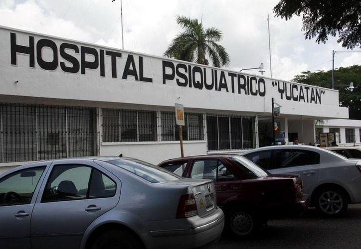 El pasado 25 de agosto fue presentada la nueva directora del Hospital Psiquiátrico Yucatán, la cual implementó un modelo diferente así como distinto personal. (Archivo/ Milenio Novedades)