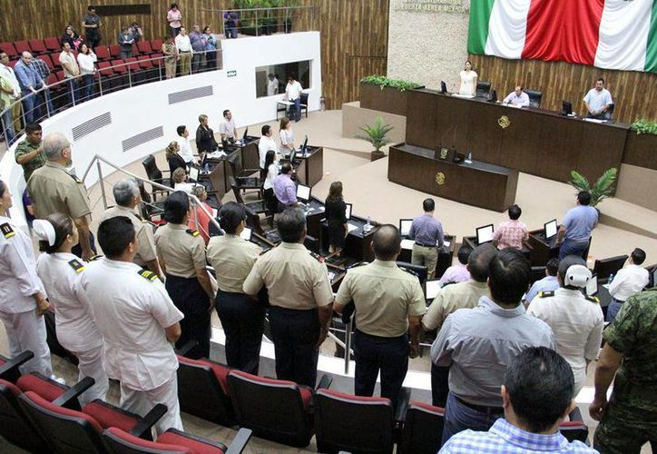 Diputados votaron a favor de una cesión de terreno para la ampliación de las instalaciones del Hospital Militar. (Milenio Novedades)
