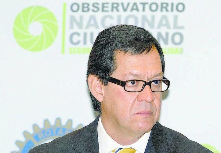 Roberto Campa anunció que agilizarán la entrega de recursos a estados y municipios. (Octavio Hoyos/Milenio)