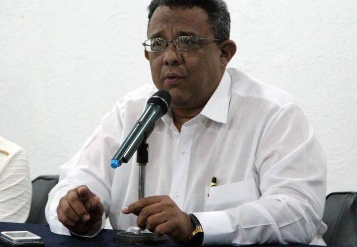 El exlíder de la Canacintra,  Mario Can Marín, ha sido postulado para el puesto. (Milenio Novedades)