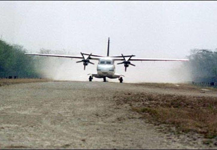 La PGR investigó que la aeronave de 'El Chapo' aterrizó en un terreno localizado a un kilómetro de un hotel Hilton en Cabo San Lucas. (Imagen de referencia/Archivo/SIPSE)
