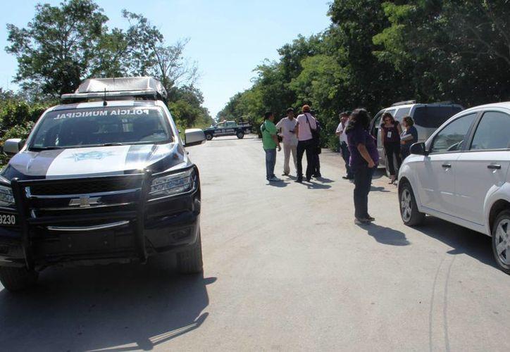 Los elementos de Tránsito municipal sólo le piden a los altos mandos que no permitan el tráfico de influencias durante el operativo que se instrumentará para los vehículos del servicio público. (Rossy López/SIPSE)