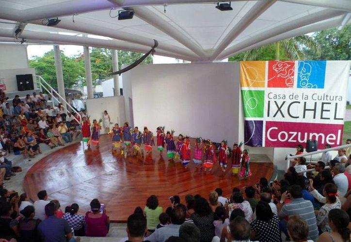 La Casa de la Cultura Ixchel de Cozumel presentará diferentes actividades durante este mes. (Redacción/SIPSE)