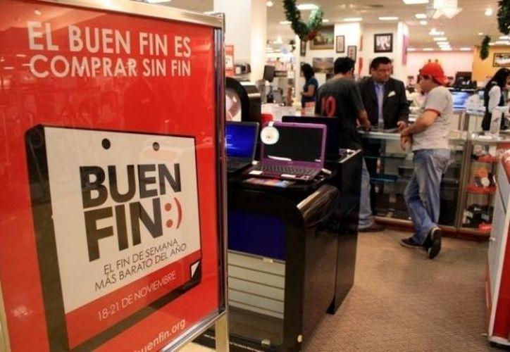 El Buen Fin representó ventas superiores al 50% en cuanto a aparatos eléctricos. (Redacción/SIPSE)