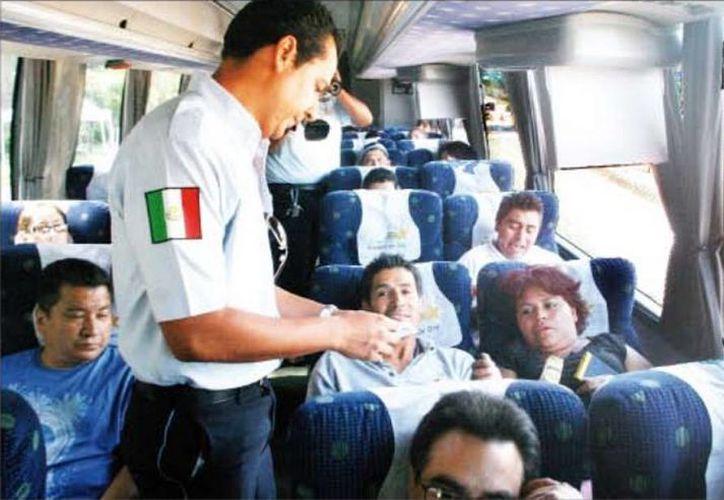 Entre los migrantes había 57 guatemaltecos, 24 salvadoreños, 18 hondureños y tres ecuatorianos. (Imagen de contexto tomada de .libertadguerrero.net)
