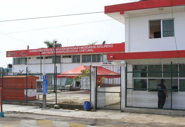 Se plantea la creación del Consejo Técnico Interdisciplinario en las cárceles de Q. Roo. (Ángel Castilla/SIPSE)