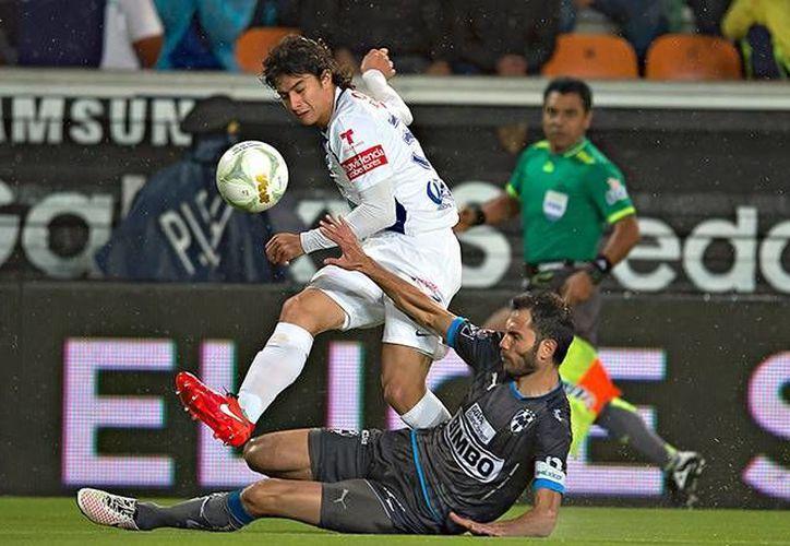 Los Tuzos se llevan la ventaja a la final de ida que se jugará el próximo domingo en Monterrey. (Mexsport)