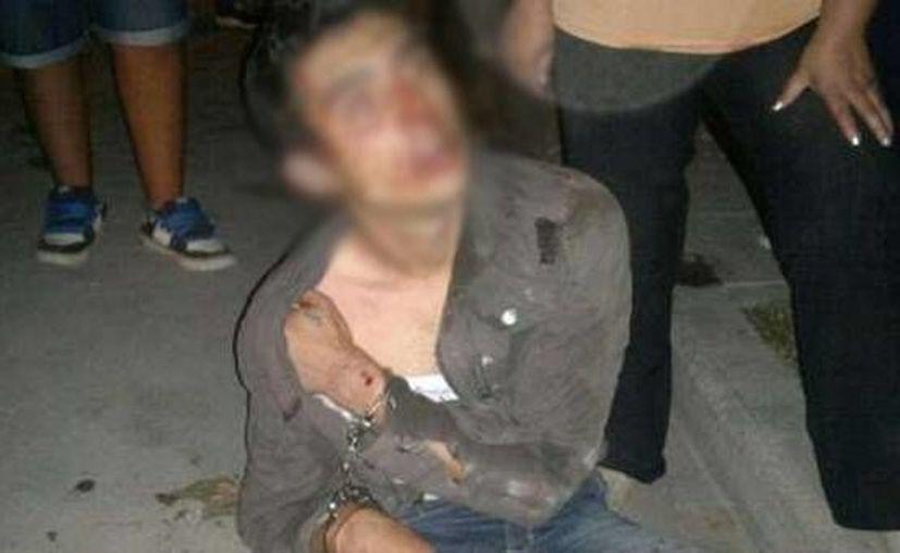 El hombre fue denunciado por los vecinos por allanamiento de morada y escándalos en la vía pública. Imagen de contexto. (Agencias)