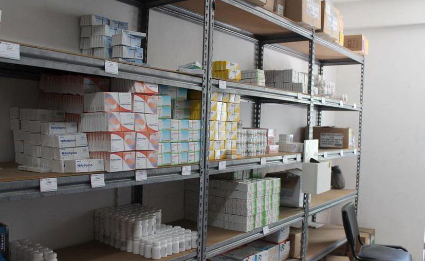 El poblado de La Unión carece de medicamentos para el tratamiento médico de mil 300 habitantes. (Harold Alcocer/SIPSE)