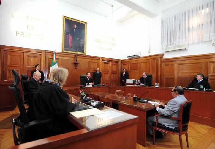 El fallo derivó de una contradicción de tesis entre dos tribunales colegiados que tenían puntos de vista diferentes. (Archivo/Notimex)