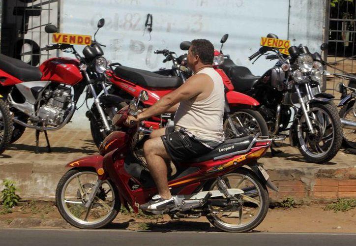 Para obtener la licencia de conducir en Paraguay no es necesario un examen teórico ni práctico. (EFE)