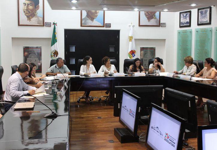 Para la fracción parlamentaria del PRI se trata de uno de los pendientes del período que concluyó recientemente. (Joel Zamora/SIPSE)