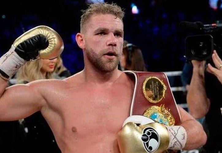 El campeón de boxeo ha pedido disculpas y asegura que sólo fue una broma.  (Mundo Deportivo)