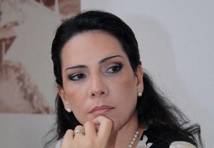Teissier Zavala fungió recientemente como síndico en el Ayuntamiento de Cozumel. (Twitter)