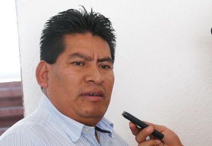 Uno de los detenidos fue Miguel López Límbano del municipio de Chicomuselo. (noticiasnet.mx)