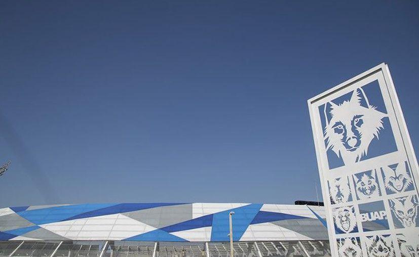 Lobos BUAP aumentará su capacidad de 21 mil a 35 mil aficionados en su estadio. (Mexsports)