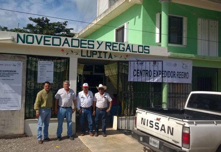 El comité inició la operación del centro de verificación. (Edgardo Rodríguez/SIPSE)