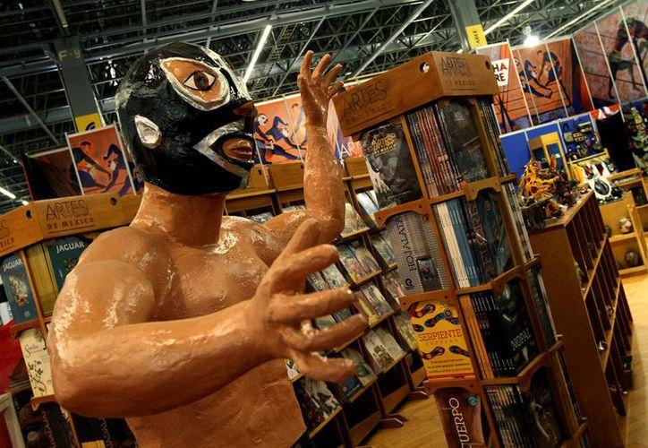 La Feria Internacional del Libro de Guadalajara inicio el pasado sábado. (Notimex)