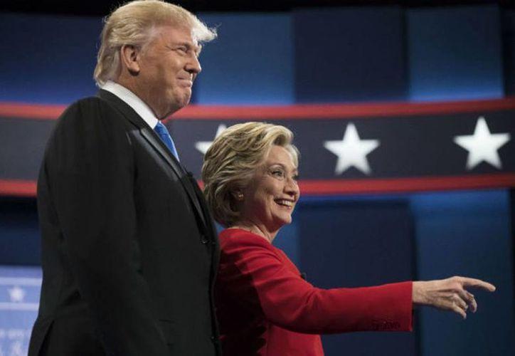 Este martes, los candidatos tendrán la batalla final por la Casa Blanca. (Agencias/Archivo)