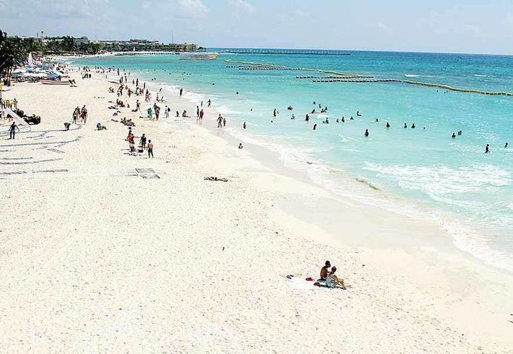 Riviera Maya espera unj mayor número de visitantes durante el período vacacional de verano. (Luis Ballesteros/SIPSE)