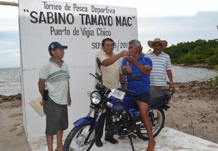 El evento se realizó en la comunidad de Vigía Chico de Felipe Carrillo Puerto. (Redacción/SIPSE)
